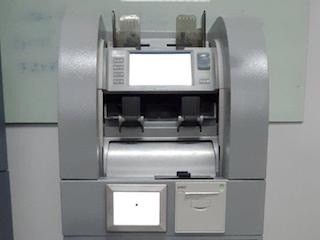 Cash Deposit Machine Backend System and APIs