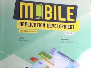 Mobile Application Development using App Inventor (Book)